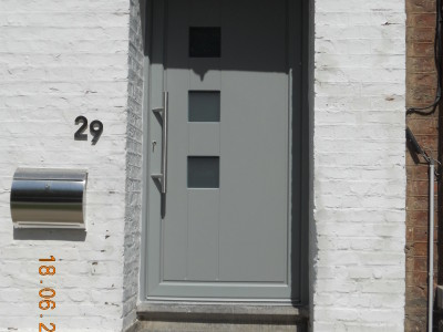 Appui sprl ch ssis de fen tres en pvc et aluminium for Porte exterieur pvc